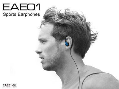 Enermax安耐美推出EAE01運動耳機