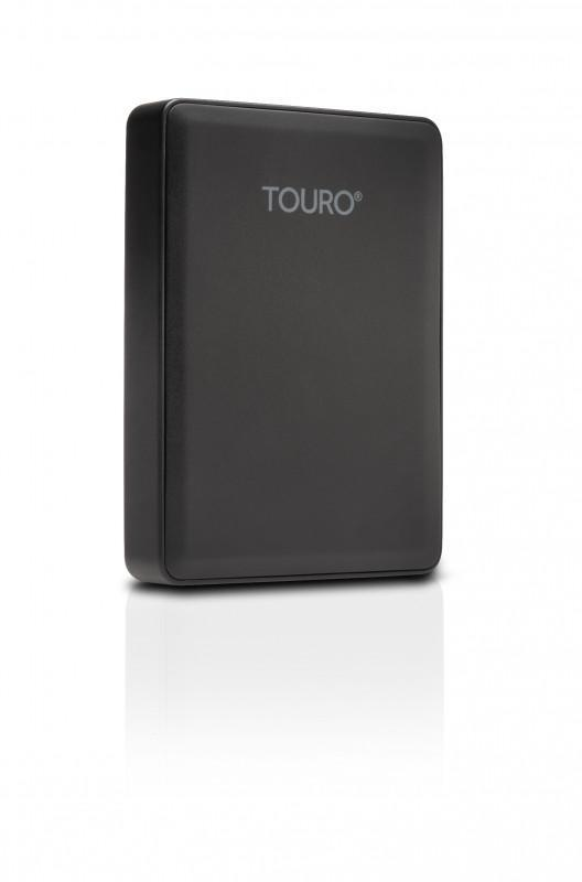 WESTERN DIGITAL CORPORATION 推出新款 2TB 和 3TB容量 HGST TOURO MOBILE行動硬碟