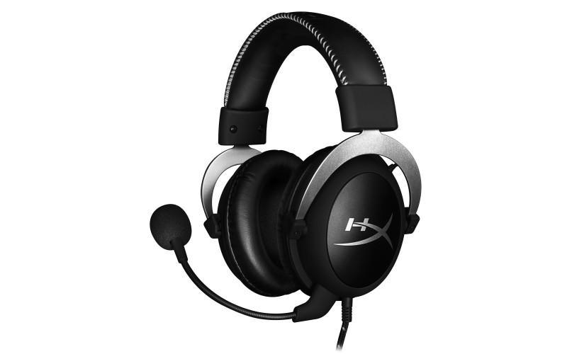 HyperX 推出首款Xbox One認證耳機CloudX