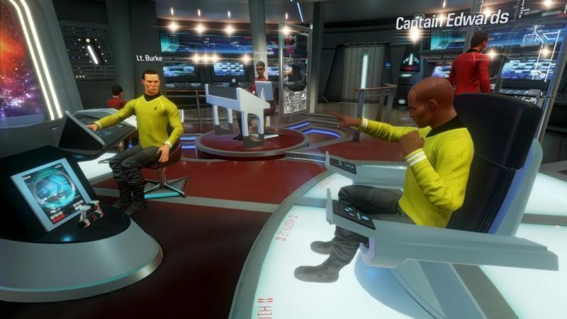 Ubisoft 發表全新虛擬實境遊戲星際爭霸戰:艦橋 VR