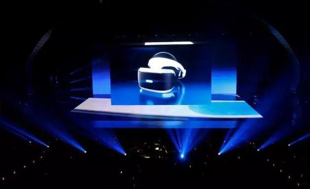 索尼PS VR發售日公佈:10月13日正式上市