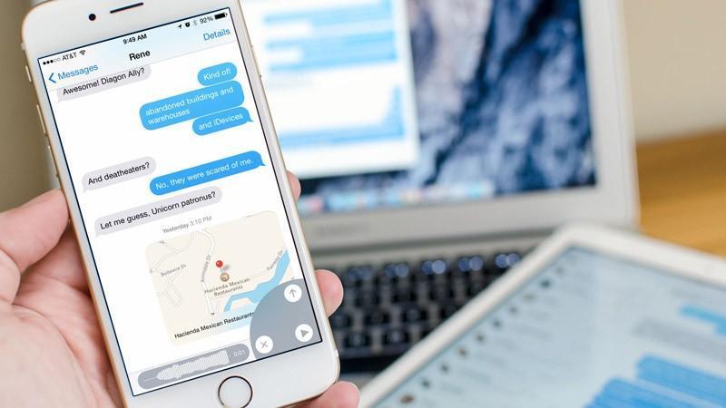 iMessage應用將推Android版?蘋果:想太多