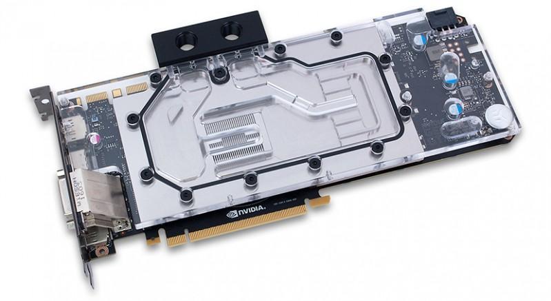 EK推出NVIDIA GTX 1070顯示卡水冷頭,玩家讓你的顯示卡清涼一下吧!!