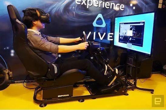 香港開VR 網吧,每小時200元人民幣