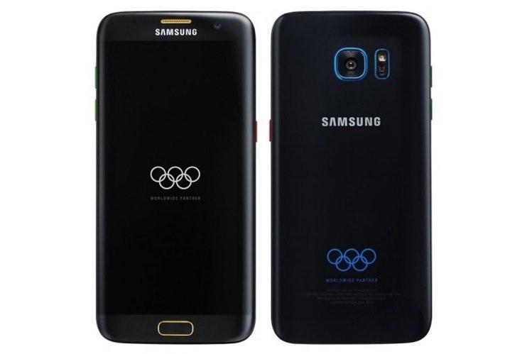 Samsung 三星 S7 Edge 奧運 Olympic Games 版本曝光,想要嗎?