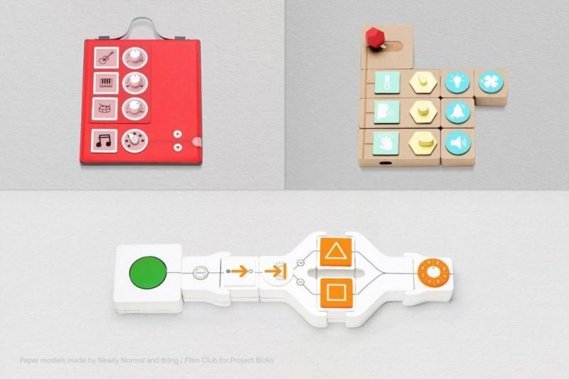 學Coding要趁早,Google 推出開放硬體平台 Project Bloks