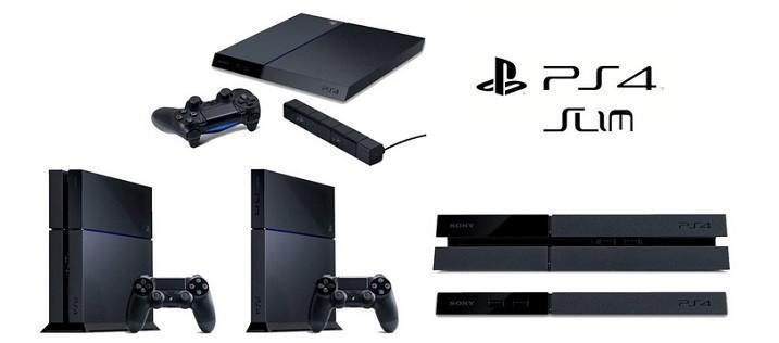 不止PS Neo SONY還準備了PS4 Slim?!
