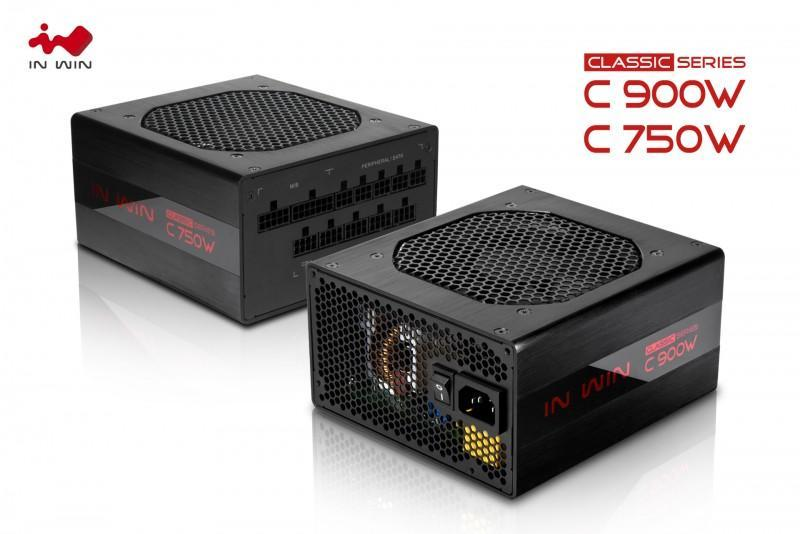 80 Plus白金認證的高轉換效率 In Win迎廣正式發表最新Classic白金系列電源供應器