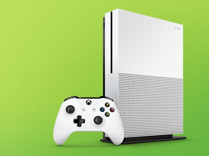 Microsoft設計師:Xbox One S遊戲也能4K