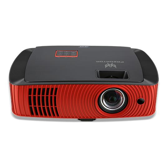 投影機也打電競,Acer宏碁推出Predator Z650投影機