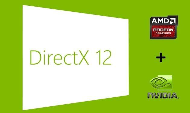 Microsoft DirectX 12大升級!A卡N卡輕鬆混插!