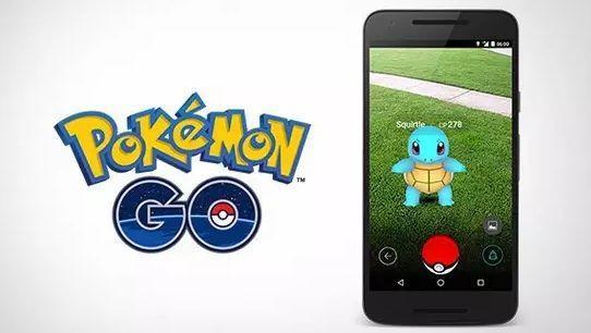 任天堂正式發行AR遊戲《Pokémon Go》