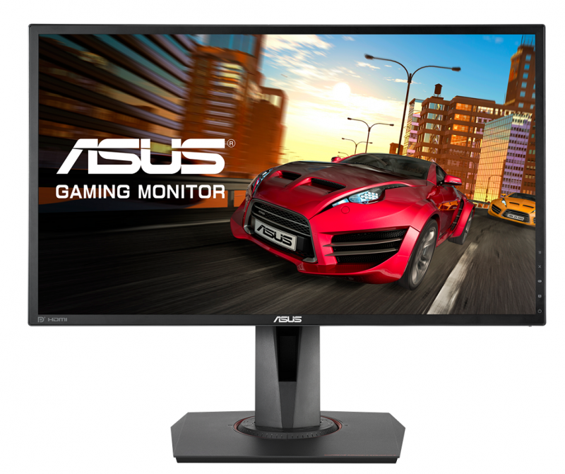 ASUS 華碩 推出兩款全新電競顯示器—MG248Q、MG28UQ