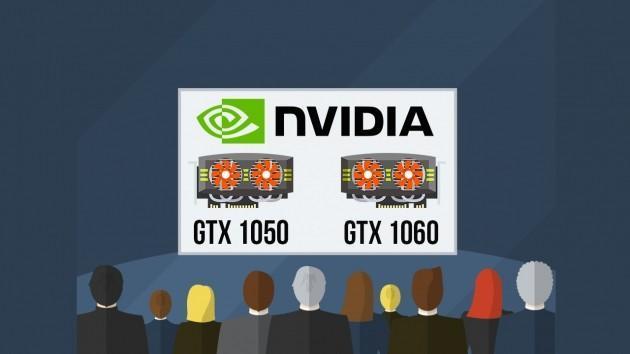 NVIDIA GTX 1050將要來 對尬AMD RX 470