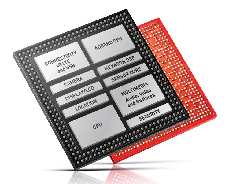 高通 Qualcomm 發表 Snapdragon 821處理器,提升頻率強化效能
