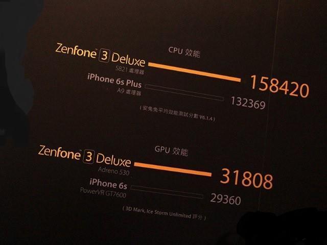 Qualcomm高通驍龍821首款手機跑分曝光!