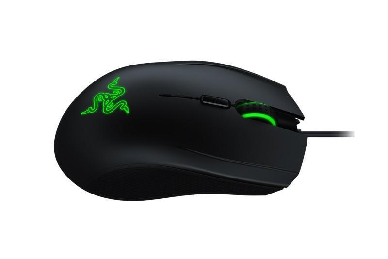 RAZER雷蛇全新推出經濟型遊戲滑鼠ABYSSUS V2 靈敏度、舒適度與必備效能一應俱全