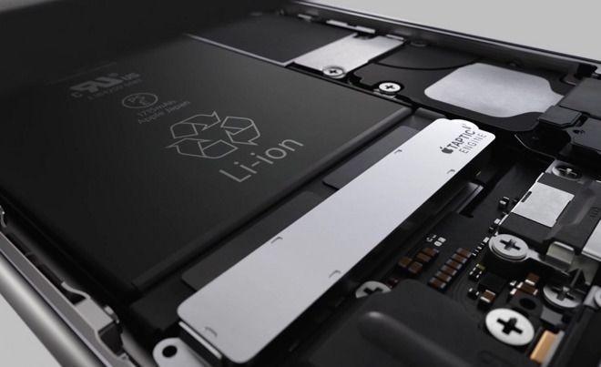 大屏大電池:傳iPhone 7電池容量比6s大14%,達1960毫安時