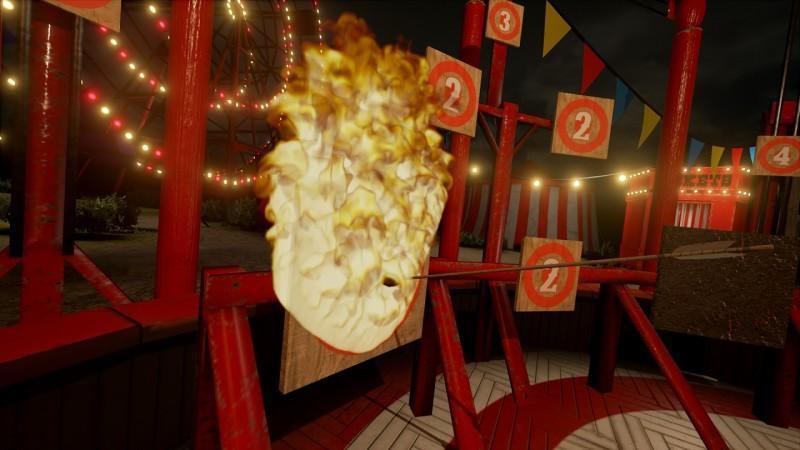 NVIDIA推出全球最先進的虛擬實境遊戲VR Funhouse