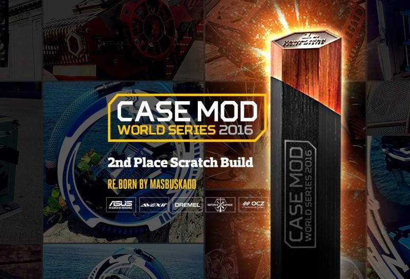Cooler master CASE MOD 2016 世界大賽評選出爐 超強改裝作品一睹為快!