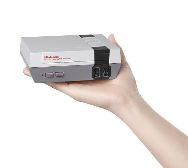 經典再現!Nintendo任天堂推NES復刻版 內建30款經典遊戲