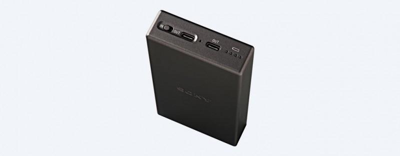 SONY 推出USB Type-C介面行動電源,輸入輸出電流高充電更快