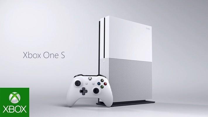 Xbox One S開賣時間公布!這天十分熱鬧!