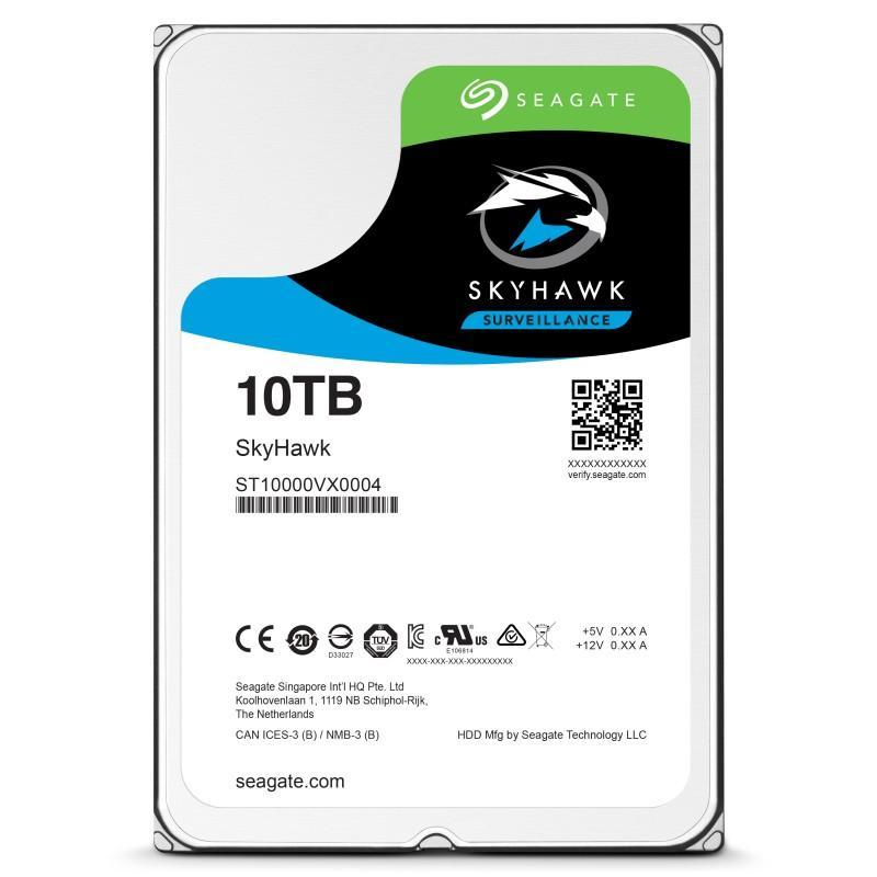 Seagate 希捷推出業界最完整的10TB硬碟產品組合