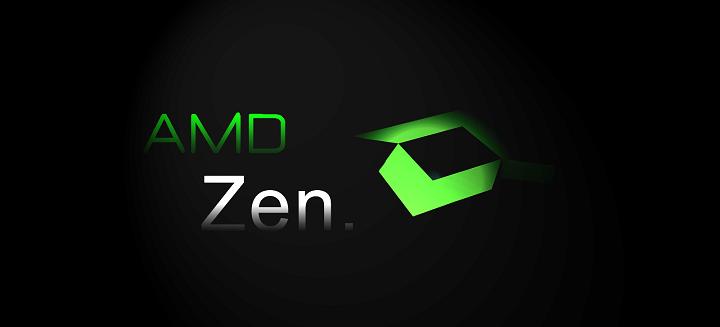 AMD自曝Zen處理器 Q4上市 抗衡Skylake i7