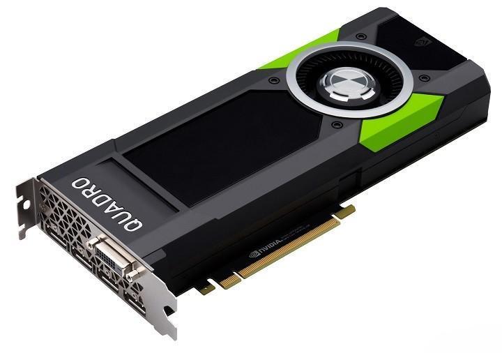 Pascal殺入專業顯卡領域 NVIDIA發表Quadro P6000/P5000