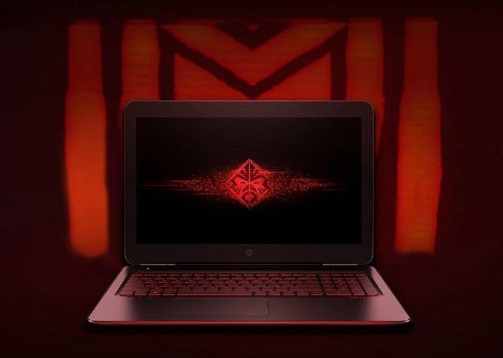 HP發表頂級電競筆電-暗影精靈II代 使用桌機版獨顯