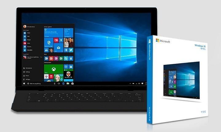 Microsoft Windows 10免費升級今結束 10億目標僅完成35%