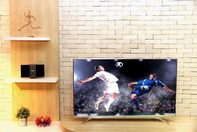 高畫質視覺饗宴 嶄新再進化 BenQ大型液晶國產第一導入4K HDR新技術 進入4K影音新紀元