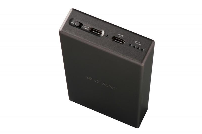Sony CP-SC5 、 CP-SC10 行動電源在台發表