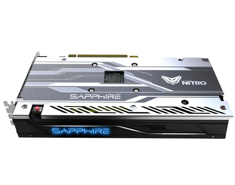 SAPPHIRE NITRO+ Radeon™ RX 480閃亮登場!