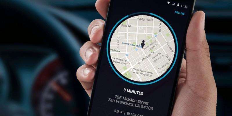 豪花 5 億美元 Uber 自製地圖為未來鋪路
