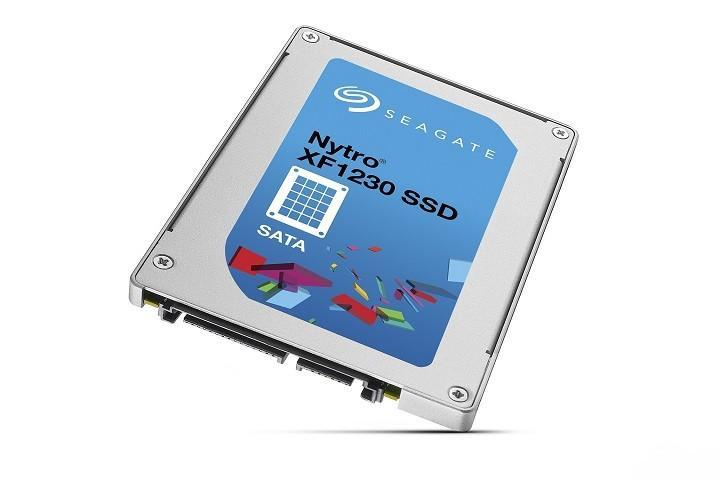 Seagate希捷突發表SATA SSD 企業讀取專用