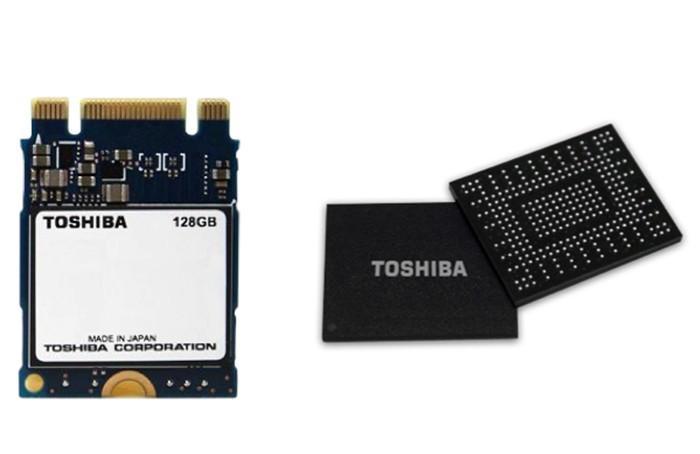 Toshiba東芝新發BGA SSD