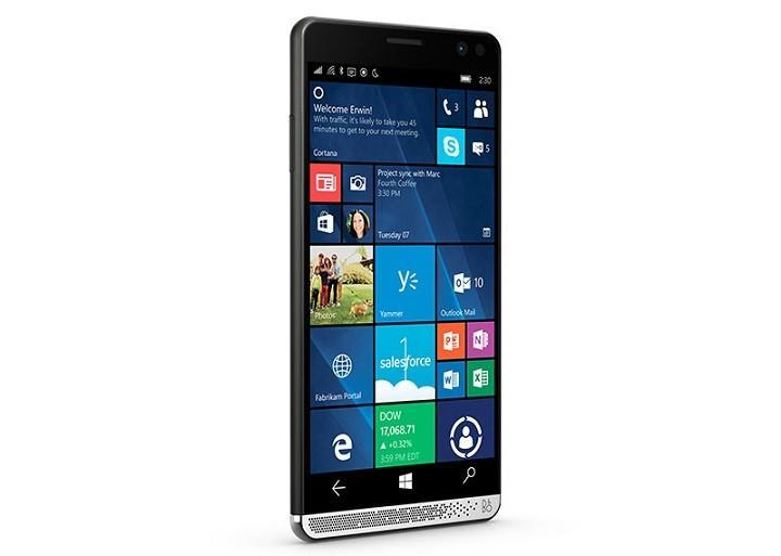 HP Elite X3開賣 首款驍龍820 Win10手機
