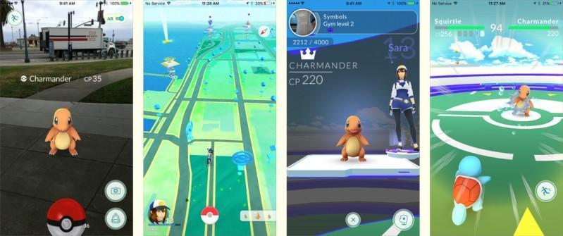 趕快來當訓練師!! Pokémon GO正式進入台灣~