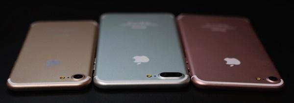 高仿模型再亮相:iPhone 7會有三個版本?