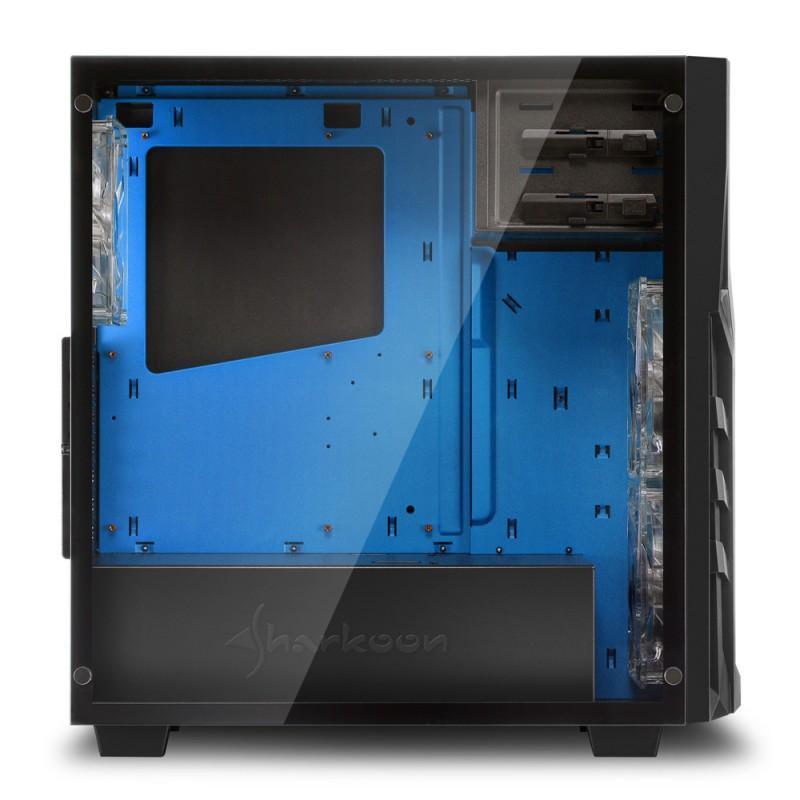 Sharkoon 旋剛發表 DG7000-G 聖龍者鋼化玻璃版機殼