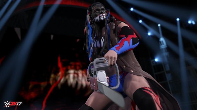 2K發表《WWE 2K17》第二次Suplex City人口普查新增的22位選手