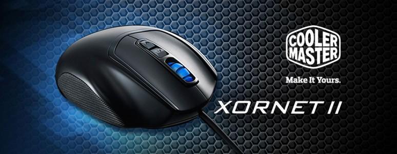 Cooler Master Xornet II - 高C/P值入門電競滑鼠新選擇