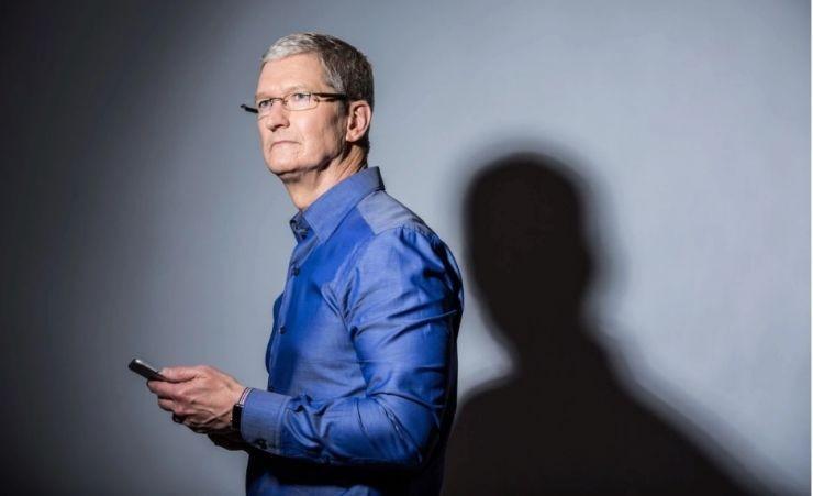庫克表示AI和AR將是核心技術,未對蘋果汽車置評