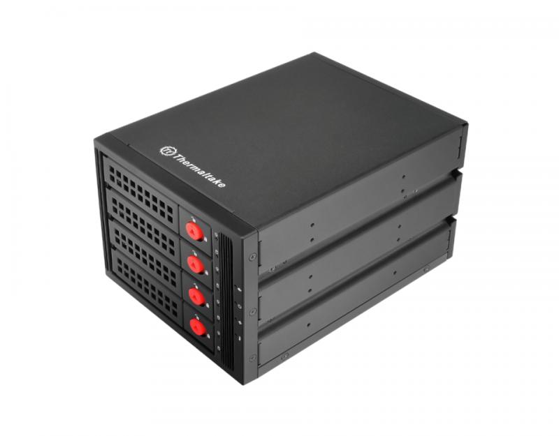 曜越全新Max SATA HDD硬碟轉接架系列 2504.2506.3503.3504 容量加大.安全再升級