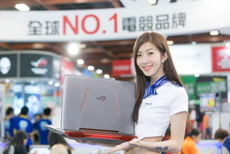 ROG電競筆電GTX 1070 / 1060系列搶先開賣 再登王者之巔!