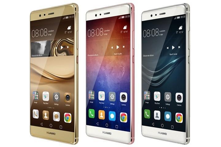 Huawei、Oppo、Vivo瓜分市場 中國智慧型手機第二季出貨小幅成長
