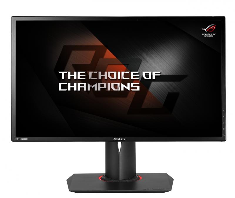 華碩玩家共和國推出全新ROG Swift PG248Q電競顯示器
