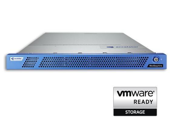 捷鼎國際 NeoSapphire 3400 系列獲得 VMware Ready™認證